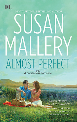 Reviews for Almost Perfect, Fool's Gold book 2