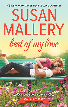 1 NYT Bestselling romance and women's fiction author Susan Mallery