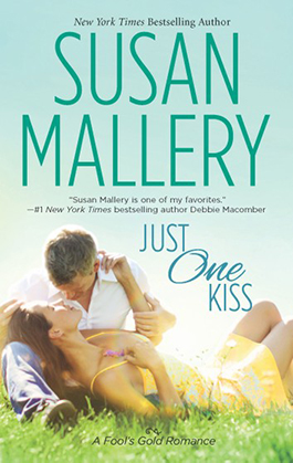 Reviews for Just One Kiss, Fool's Gold book 11