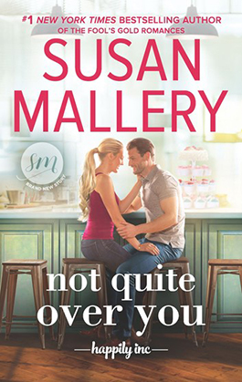 Reviews For Not Quite Over You, Happily Inc 4